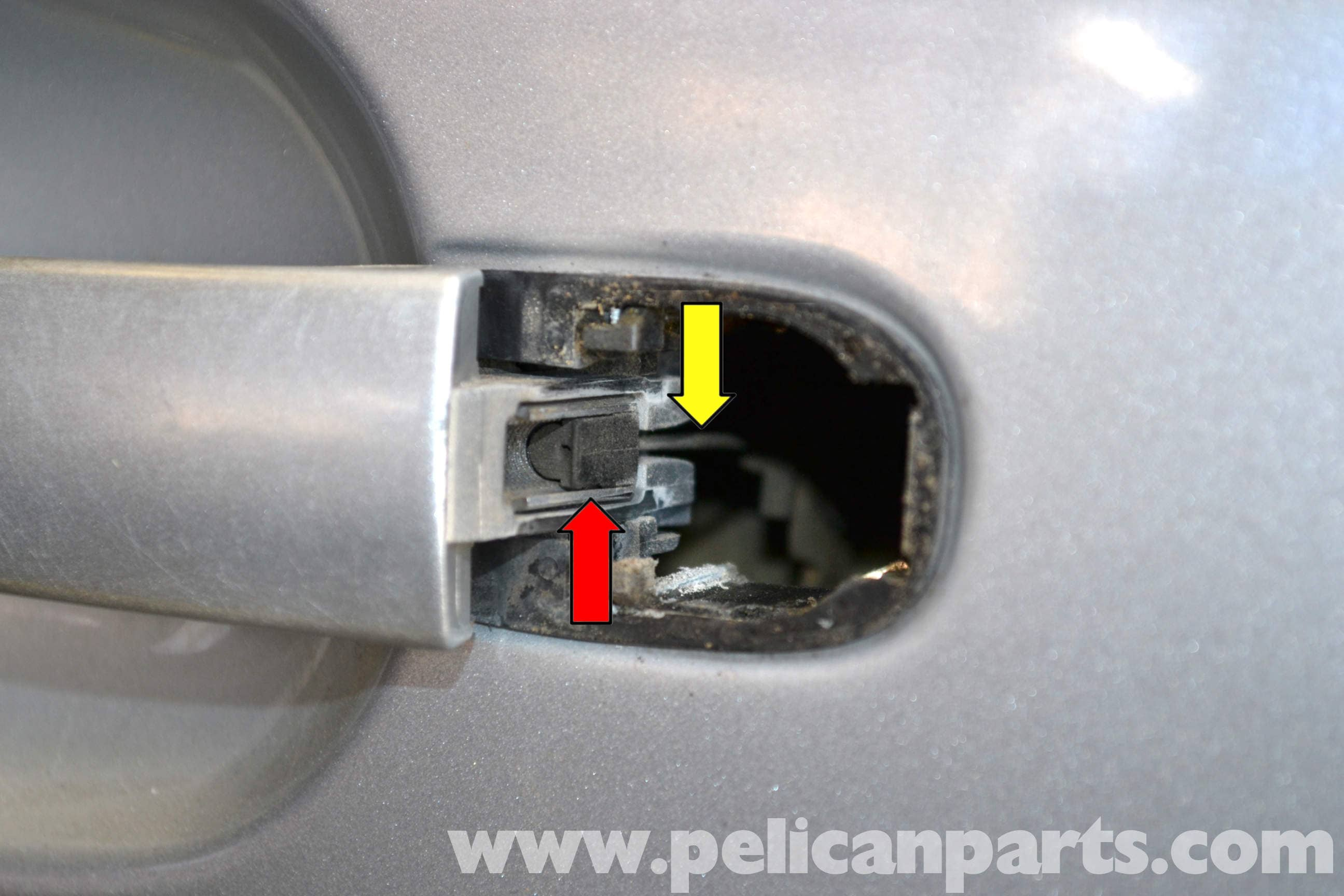 Volkswagen Golf Gti Mk Iv Exterior Door Handle Lock Tumble And Mini Cooper R56 Stereo Wiring Diagram Large Image Extra