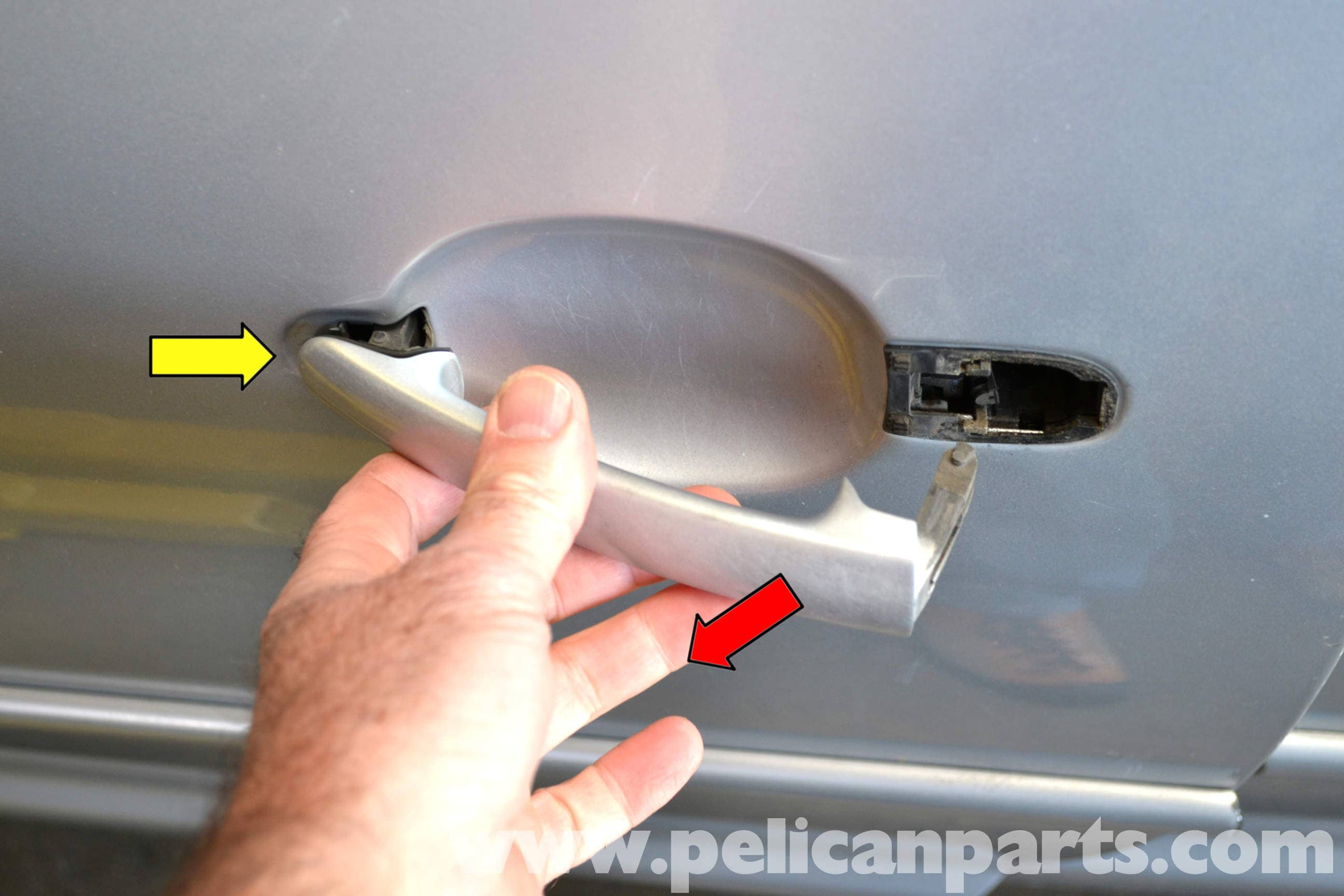 Exterior Car Door Handle Repair Car Owners Manual