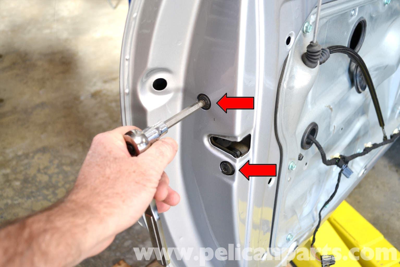 Volkswagen Golf Gti Mk Iv Window Regulator Replacement