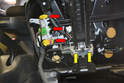 Depending on the options on your seat you may need to disconnect the different wiring harness (red arrows).