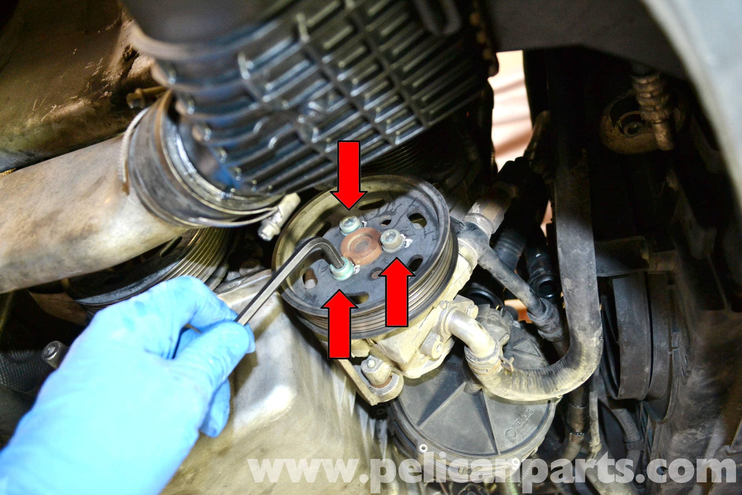 How Much Is A Power Steering Pump >> Volkswagen Golf GTI Mk IV Power Steering Pump and ...