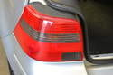 The taillight assembly on the Volkswagen GTI Mk4 is a modular unit that houses the running light, brake light, turn signal and reverse light (and rear fog light on Euro cars)all in the same housing.