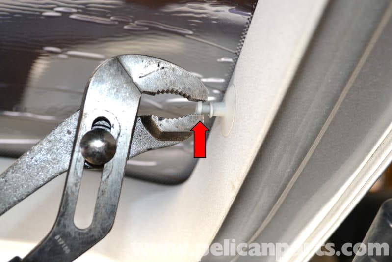 Volkswagen Golf Gti Mk Iv Third Brake Light Replacement