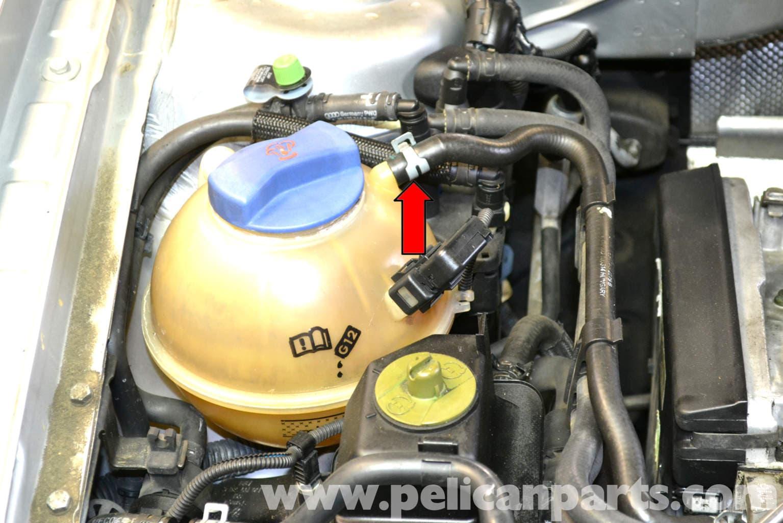Volkswagen Golf Gti Mk Iv Radiator Hose Replacement 1999