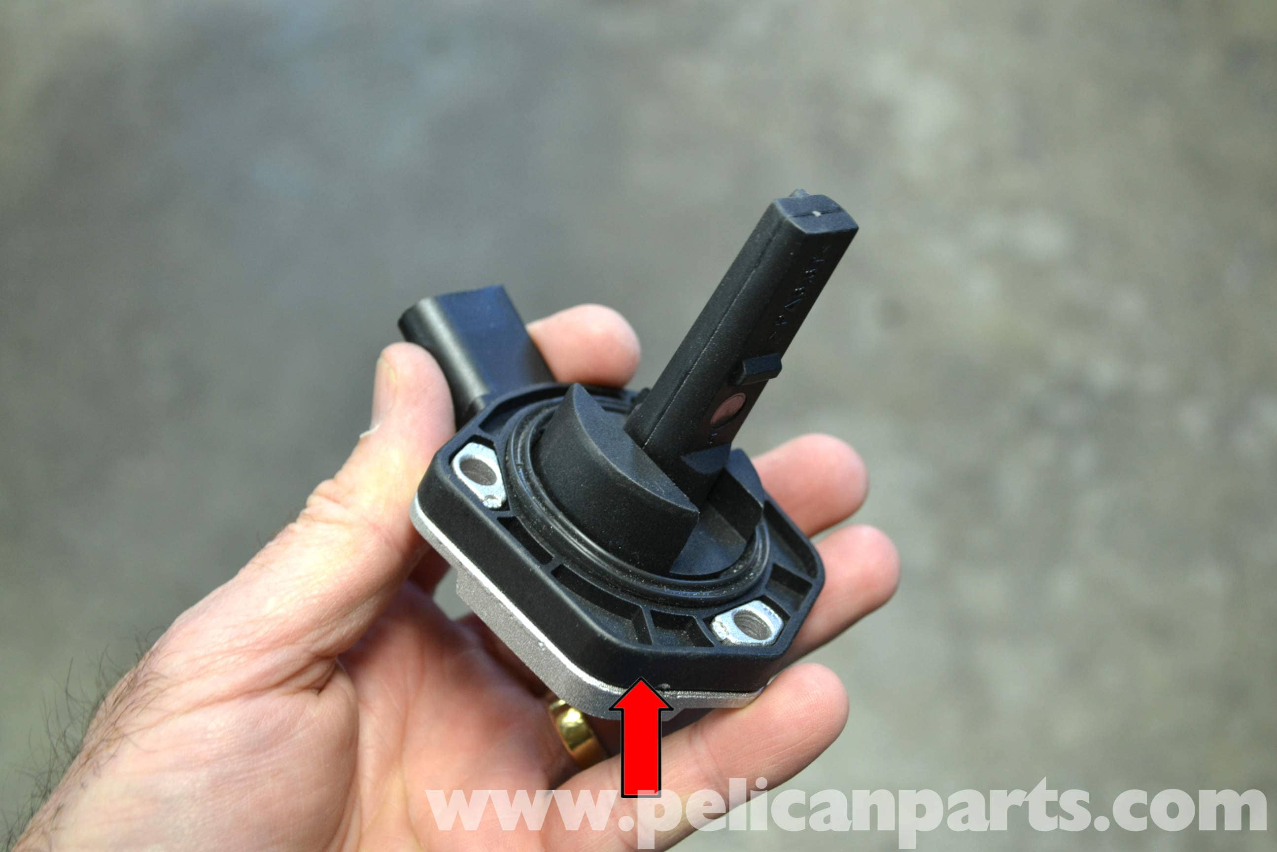Volkswagen Golf Gti Mk Iv Oil Level And Temperature Sensor