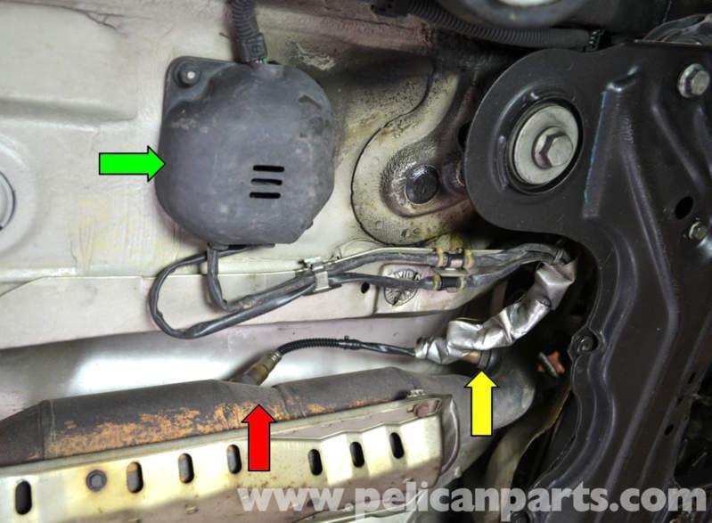 Volkswagen Golf Gti Mk Iv Oxygen Sensor Replacement 1999