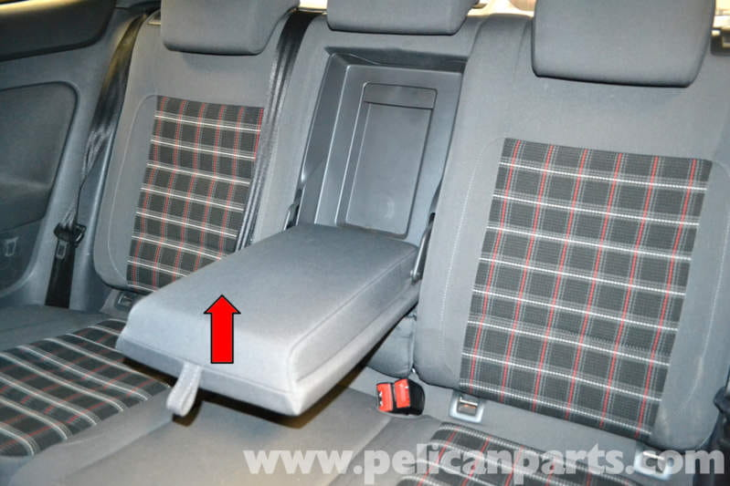 Volkswagen Golf Gti Mk V Seat Removal And Replacement