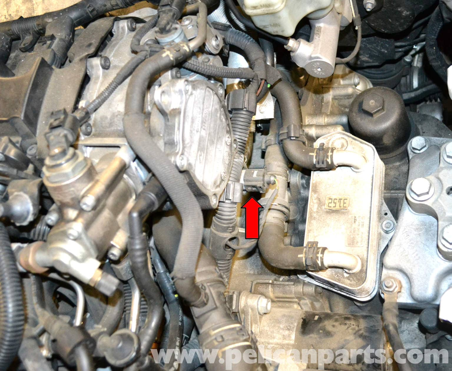 Volkswagen Golf Gti Mk V Coolant Temperature Sensor