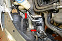 Compressor- The GTI MkV uses R134A refrigerant in the system.