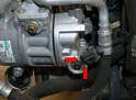 Compressor- If you need to change out your regulator valve you must drain the system of all refrigerant first.