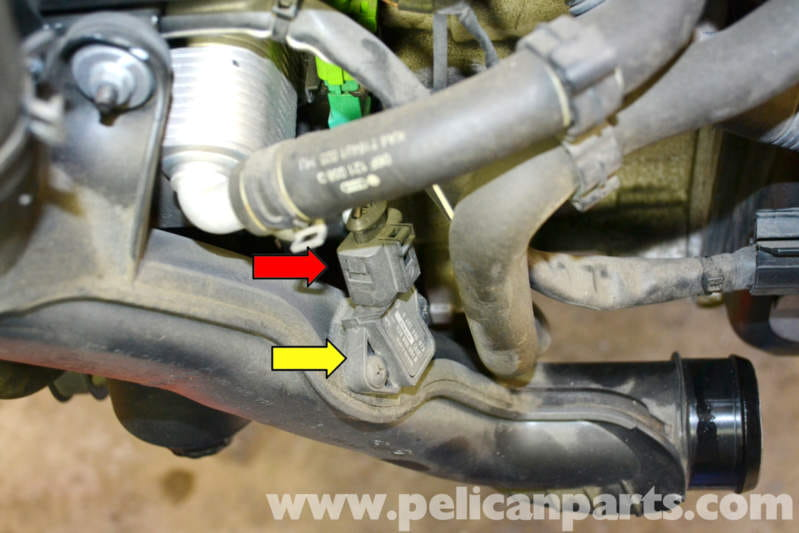 Volkswagen Golf Gti Mk V Thermostat Replacement  2006