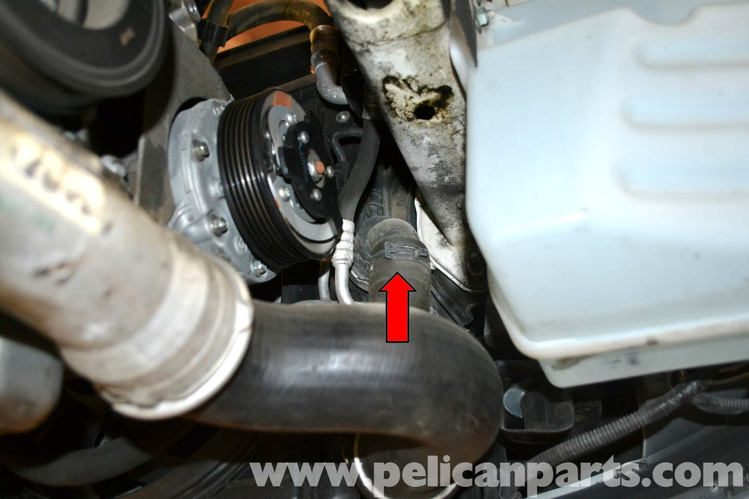 Volkswagen Golf GTI Mk V Radiator and Coolant Hose Replacement (2006-2009) - Pelican Parts DIY ...