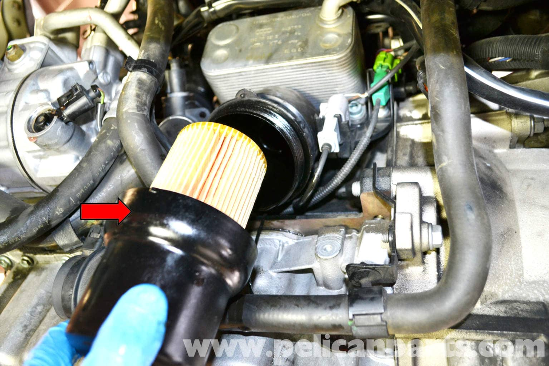 Volkswagen Golf Gti Mk V Oil Level And Temperature Sensor