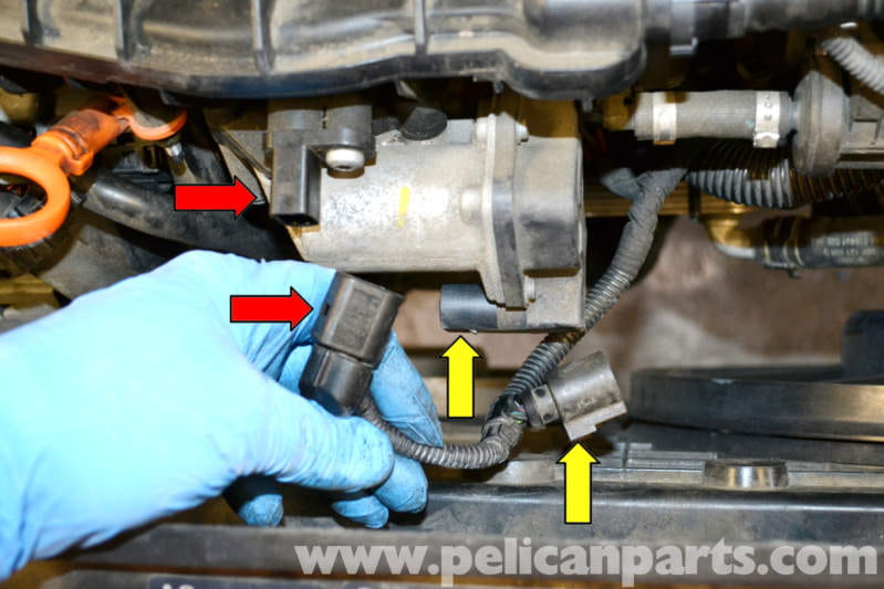 Volkswagen Golf Gti Mk V Throttle Body Cleaning And Replacement  2006-2009