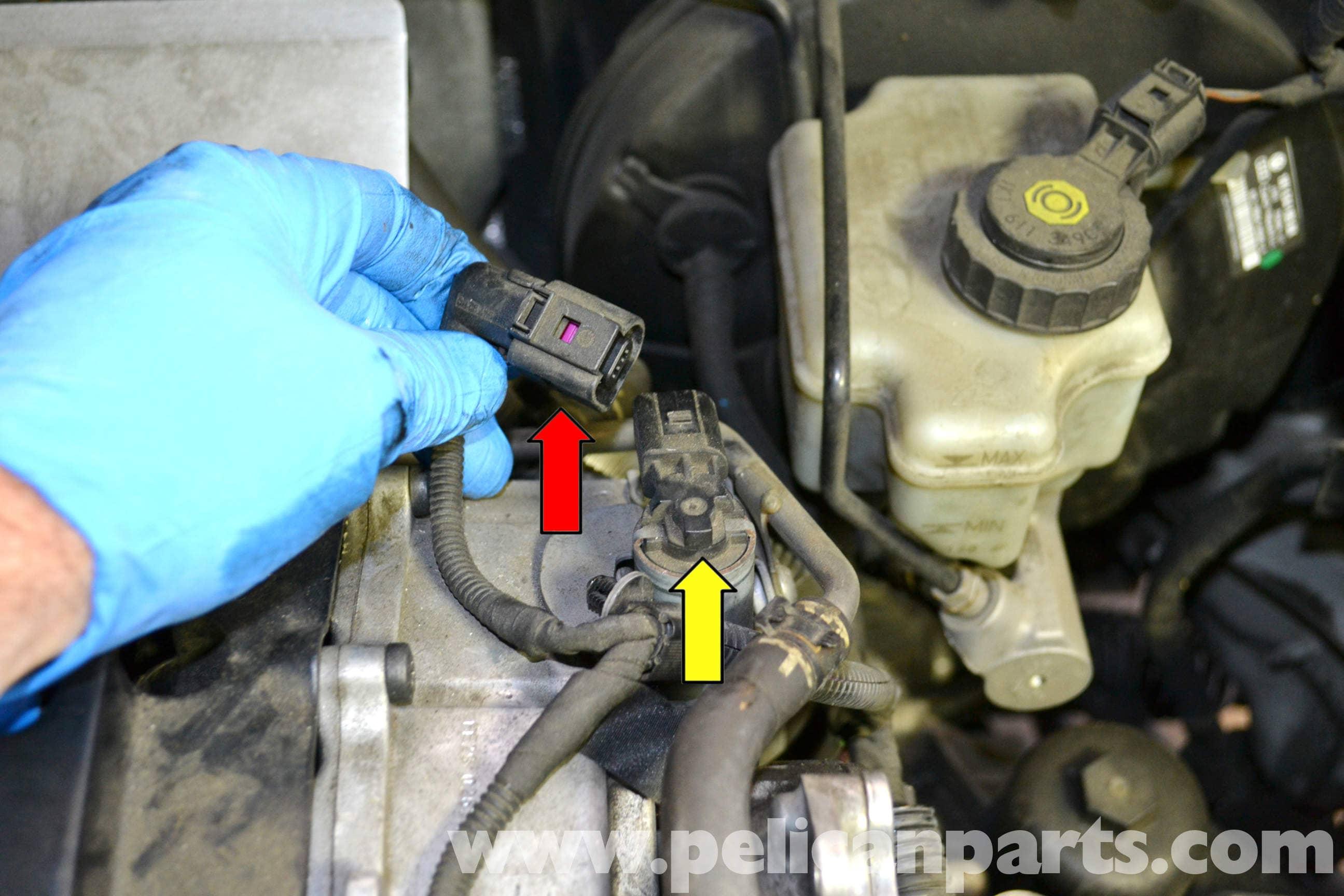 Volkswagen Golf Gti Mk V Camshaft Adjustment Valve Replacement  2006-2009