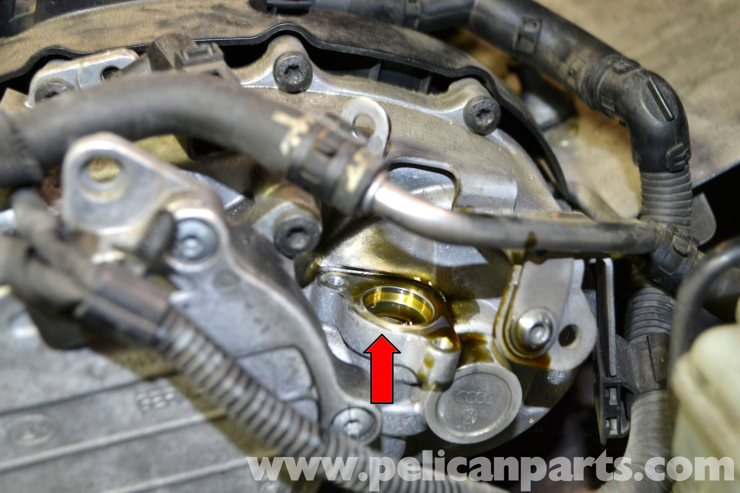 Volkswagen Golf GTI Mk V Camshaft Adjustment Valve ...