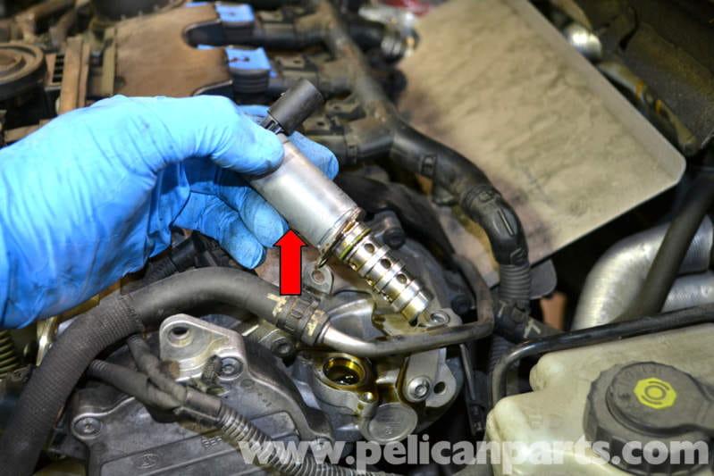 Volkswagen Golf Gti Mk V Camshaft Adjustment Valve