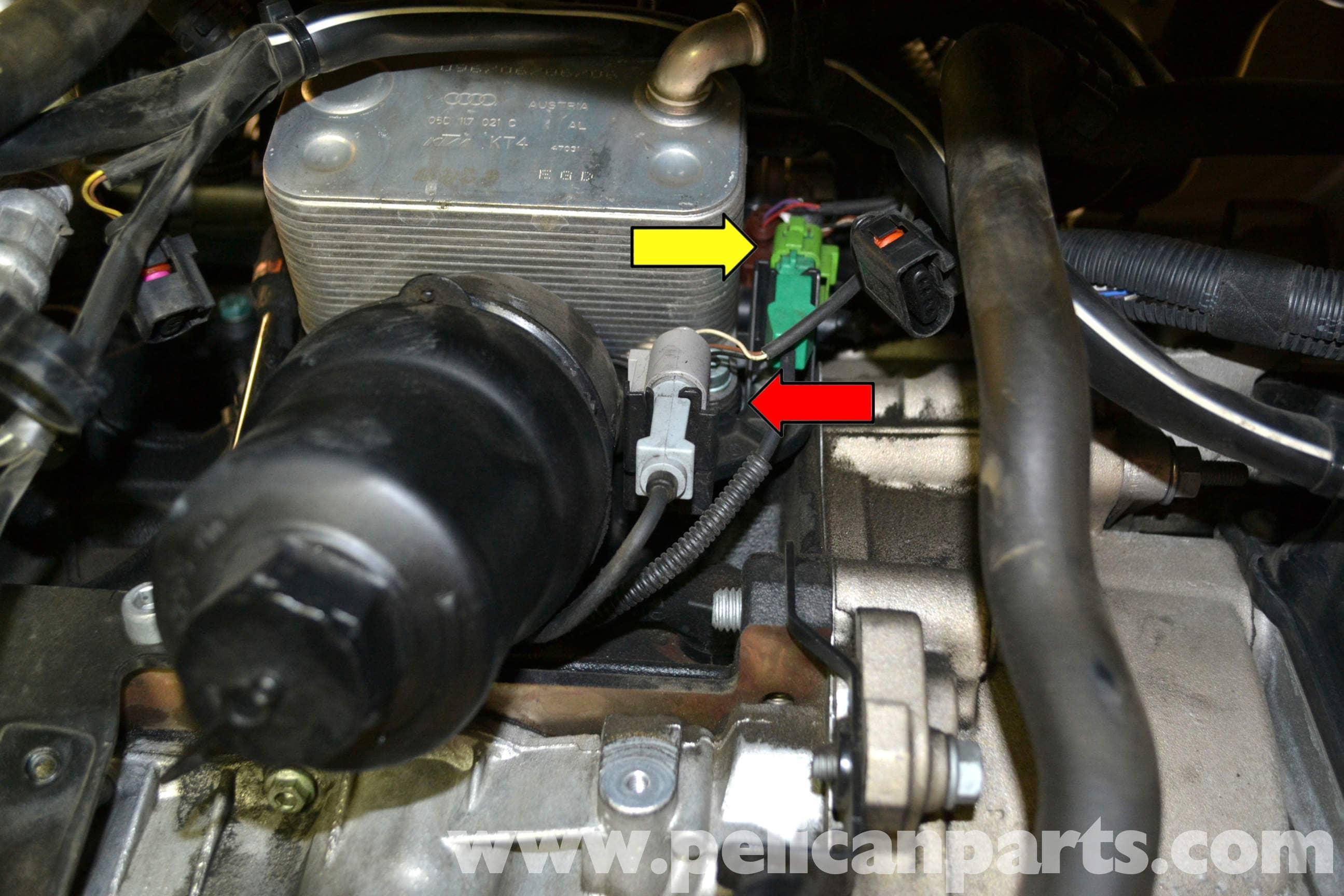 Volkswagen Golf GTI Mk V Knock Sensor Replacement (2006-2009
