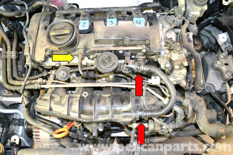 52 ENGINE Crankcase Ventilation Valve Replacement on fuel pump relay location
