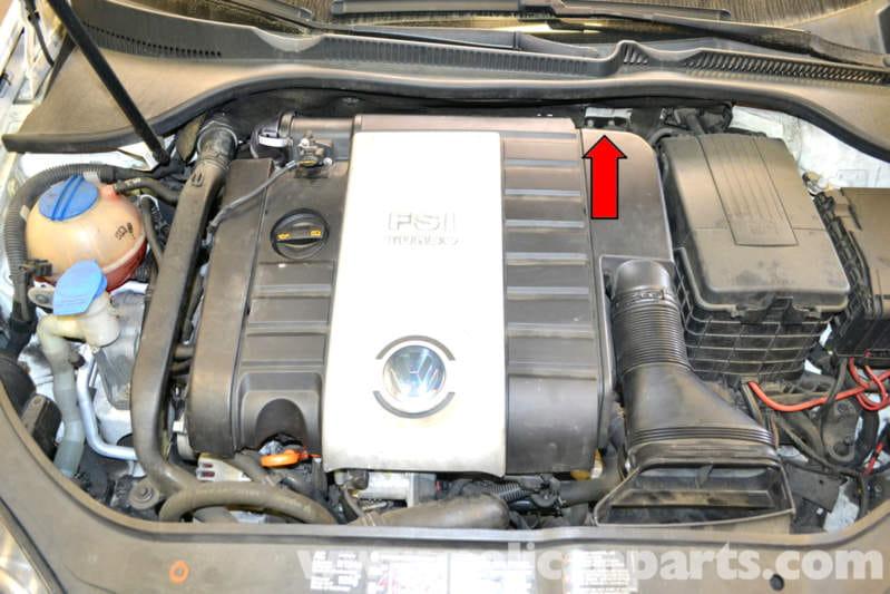 Volkswagen Golf Gti Mk V Oxygen Sensor Replacement  2006