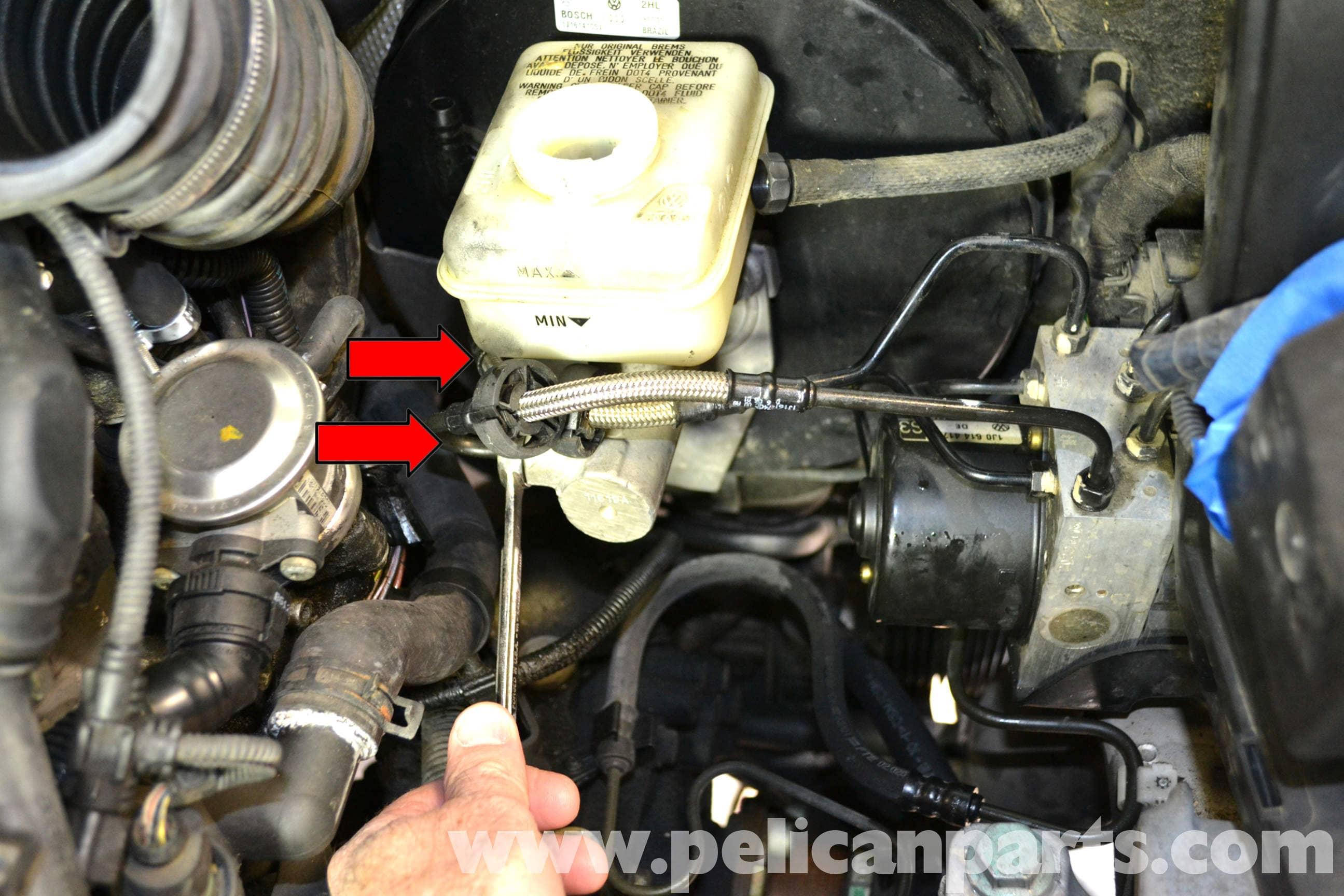 mk5 gti clutch fluid