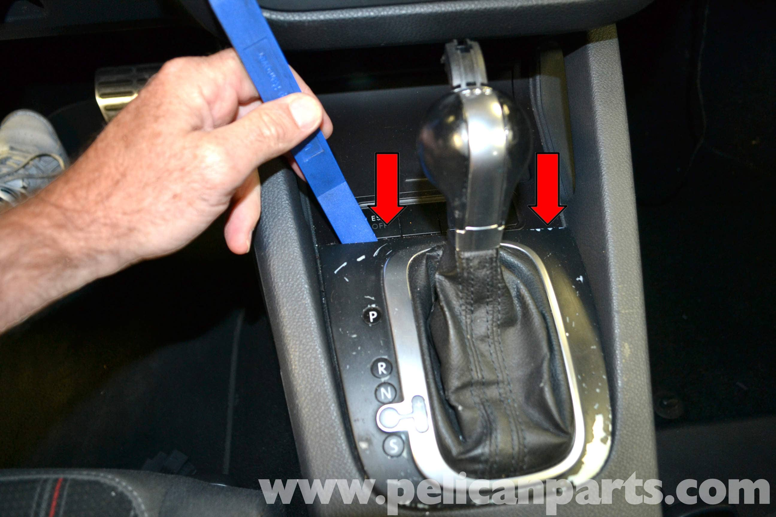 Volkswagen Golf Gti Mk V Dsg Shift Knob Replacement 2006