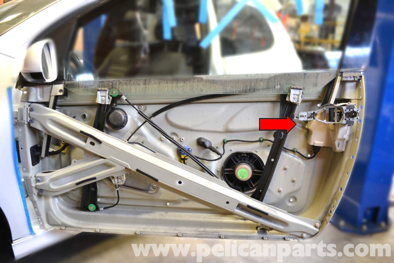 Volkswagen Golf Gti Mk V Door Lock And Backing Plate