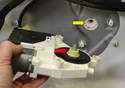 Window Motor: You can now remove the motor from the regulator.