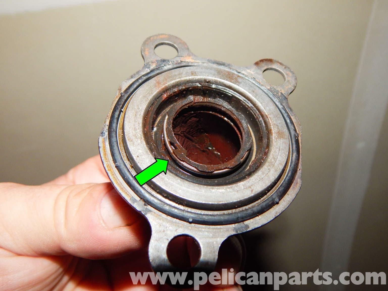 volkswagen jetta mk transmission input shaft seal replacement jetta mk