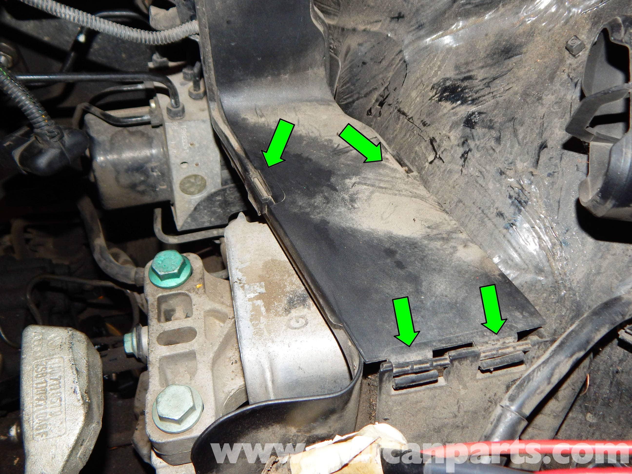 Volkswagen Jetta Mk4 Transmission Mount Replacement   Jetta