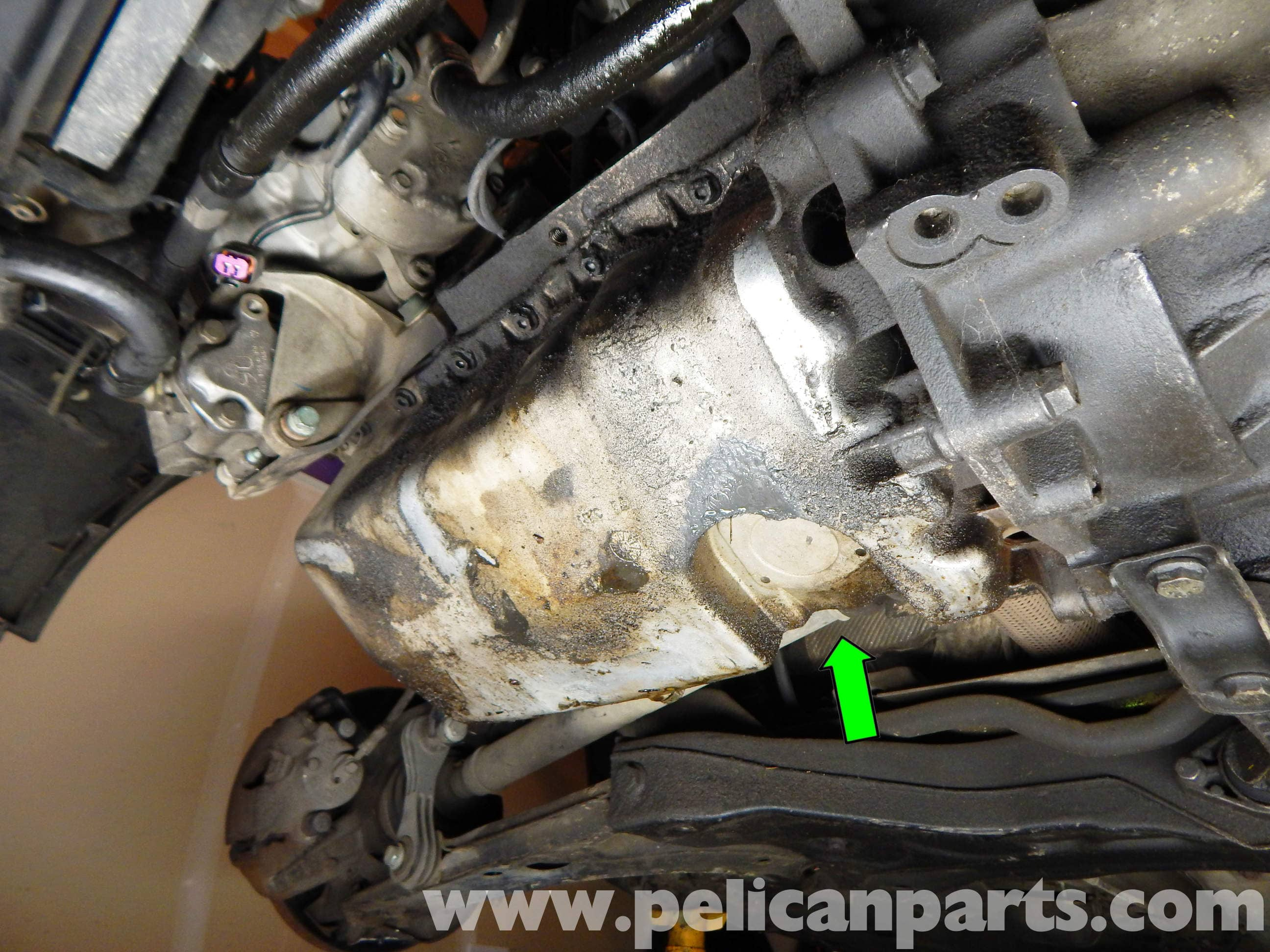 Replacement for VOLKSWAGEN JETTA 1999-2005 Engine Oil Pan Gasket
