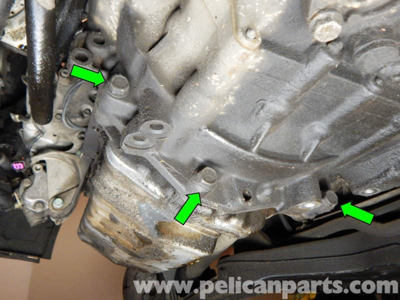 Volkswagen Jetta Mk4 Oil Pan Replacement | Jetta Mk4 2.0L ...