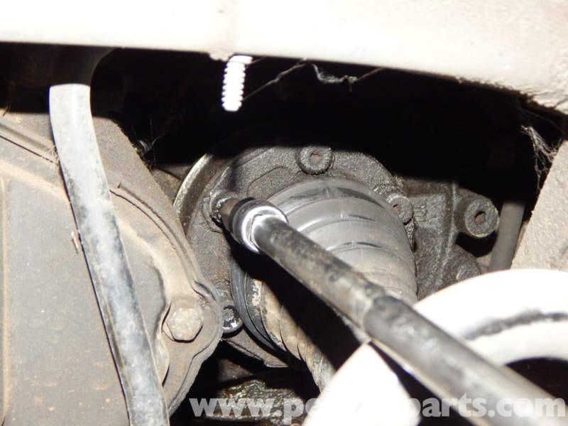 Volkswagen Jetta Mk4 Axle Replacement | Jetta Mk4 2 0L (1998-2005