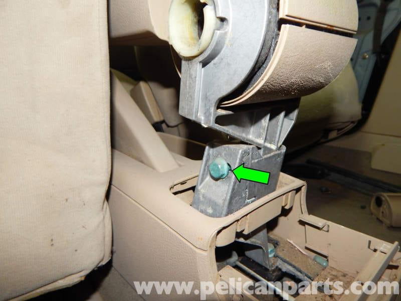 Volkswagen jetta mk4 center console removal jetta mk4 2 0l 1998 2005 pelican parts diy for Vw jetta interior replacement parts