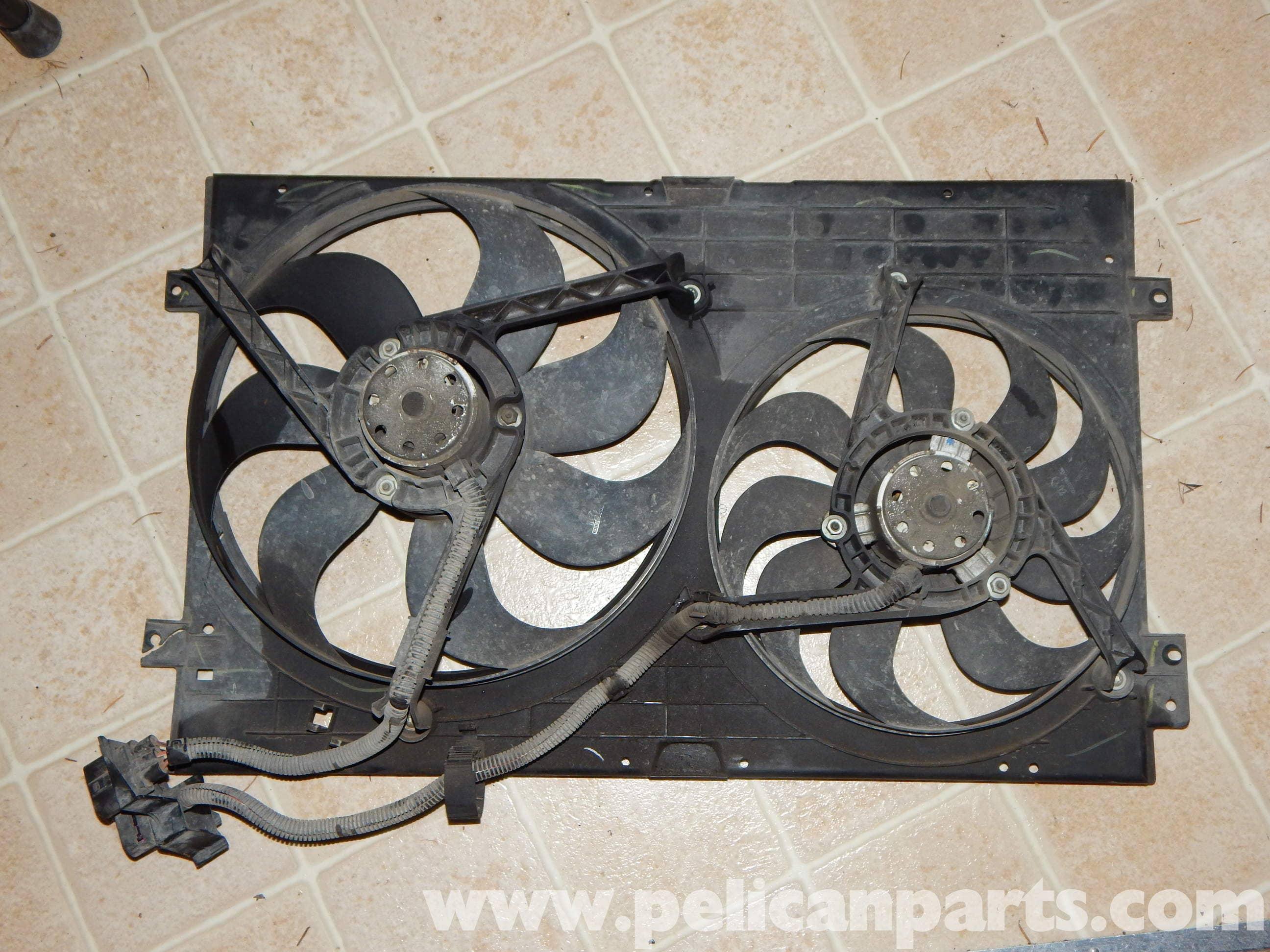 Volkswagen Jetta Mk4 Radiator Fan Replacement Jetta Mk4