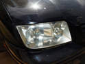 Once you have removed the headlight, follow the steps in the article covering the various stages of sanding and polishing.