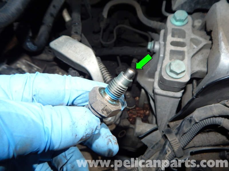 volkswagen jetta mk reverse light switch replacement jetta mk    pelican