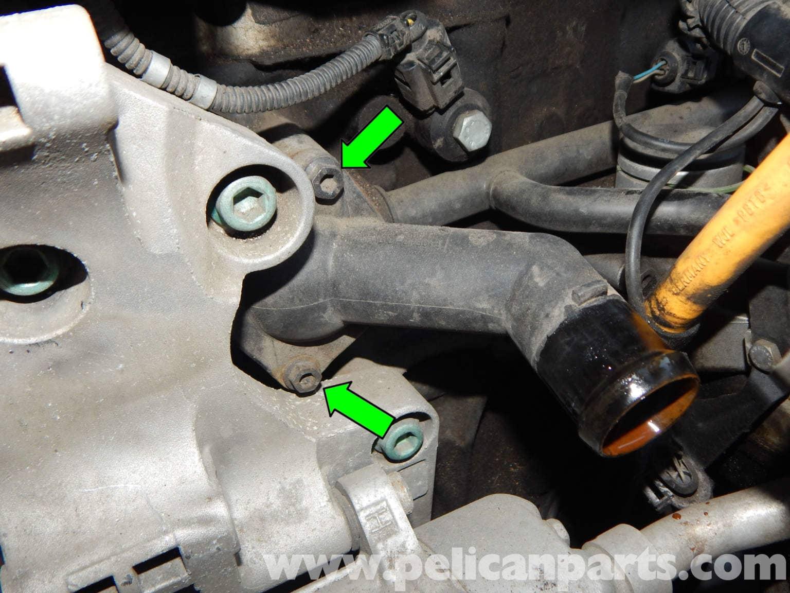 Volkswagen Jetta Mk4 Thermostat Replacement