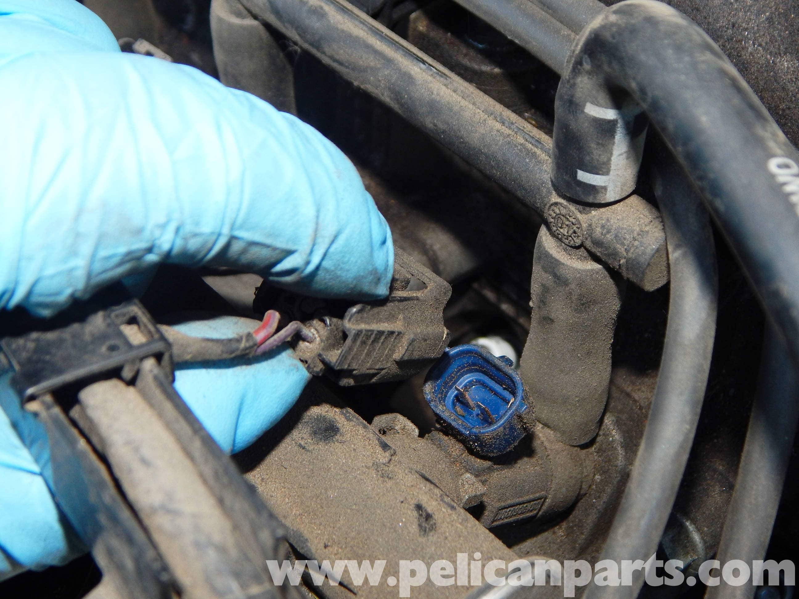 Volkswagen Jetta Mk4 Fuel Injector Replacement 20l 03 Jaguar S Type 4 2 Wiring Large Image Extra