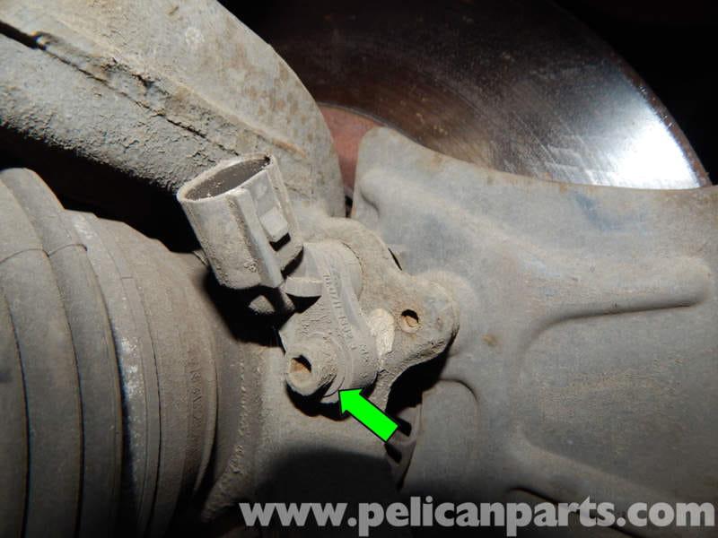 volkswagen jetta mk abs sensor replacement jetta mk    pelican parts diy