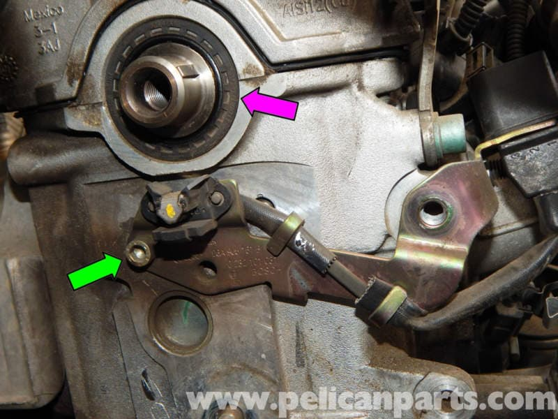 Volkswagen Jetta Mk4 Camshaft Position Sensor Replacement Rhpelicanparts: Vw Jetta Camshaft Position Sensor Location At Gmaili.net