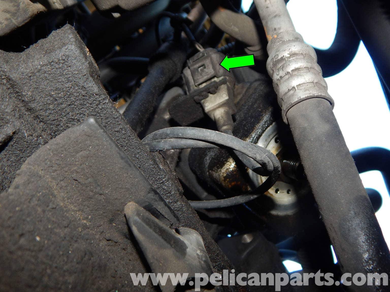 Volkswagen Jetta Mk4 Crankshaft Position Sensor