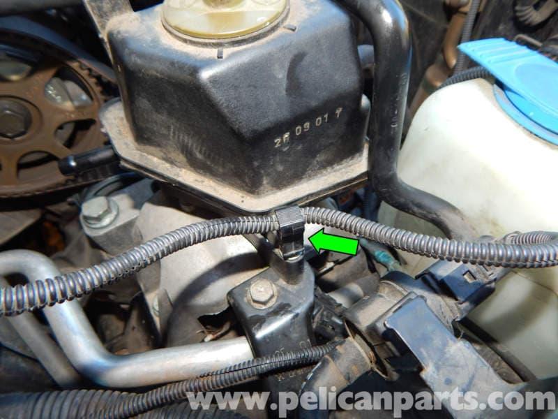 Volkswagen Jetta Mk4 Power Steering Fluid Reservoir ...