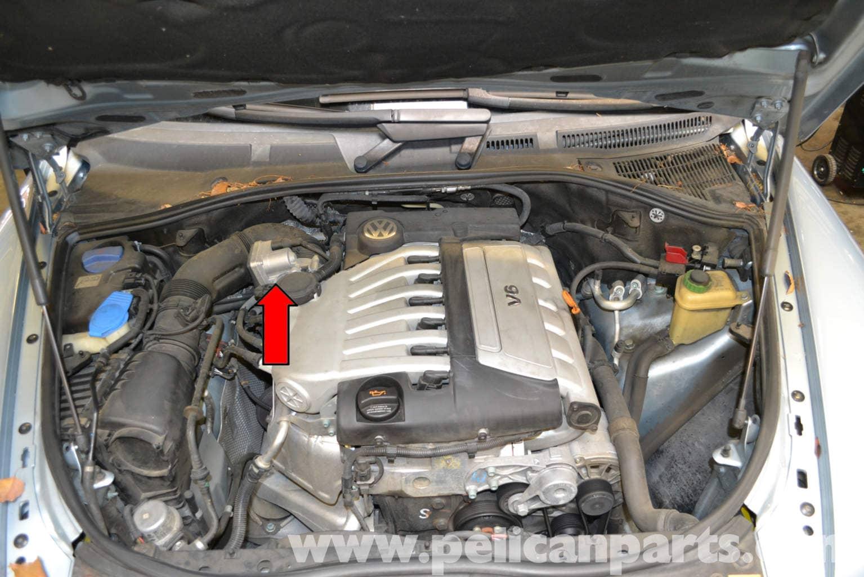 Pelican Technical Article Volkswagen Touareg Throttle Body Vw Fuse Box Large Image