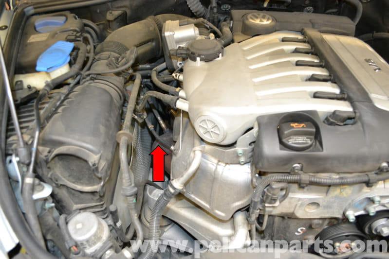 Pelican Technical Article Volkswagen Touareg Oxygen
