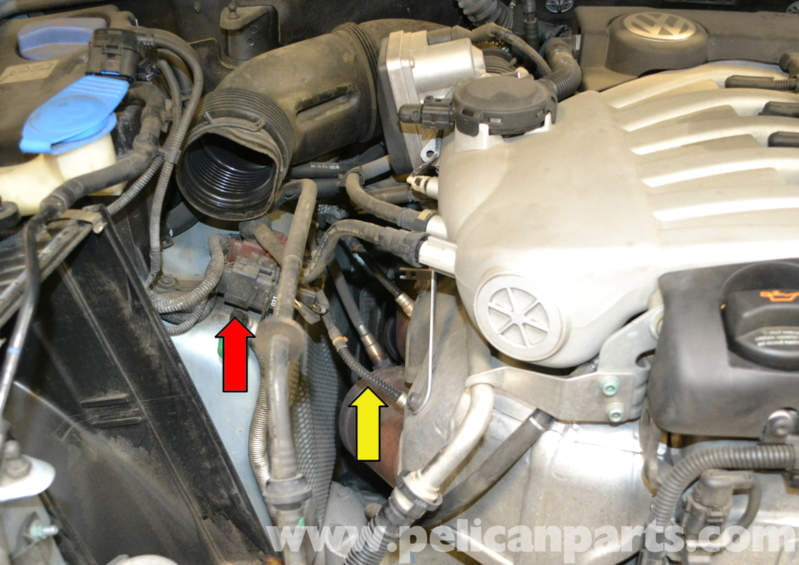 pelican technical article - volkswagen touareg