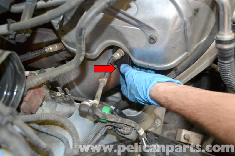 Oxygen Sensor Replacement >> Pelican Parts Technical Article - Volkswagen Touareg ...
