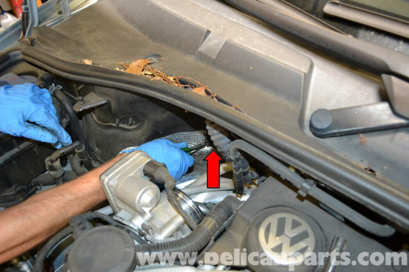 Amazing Vw Touareg Oil Filter Location Images Best Image