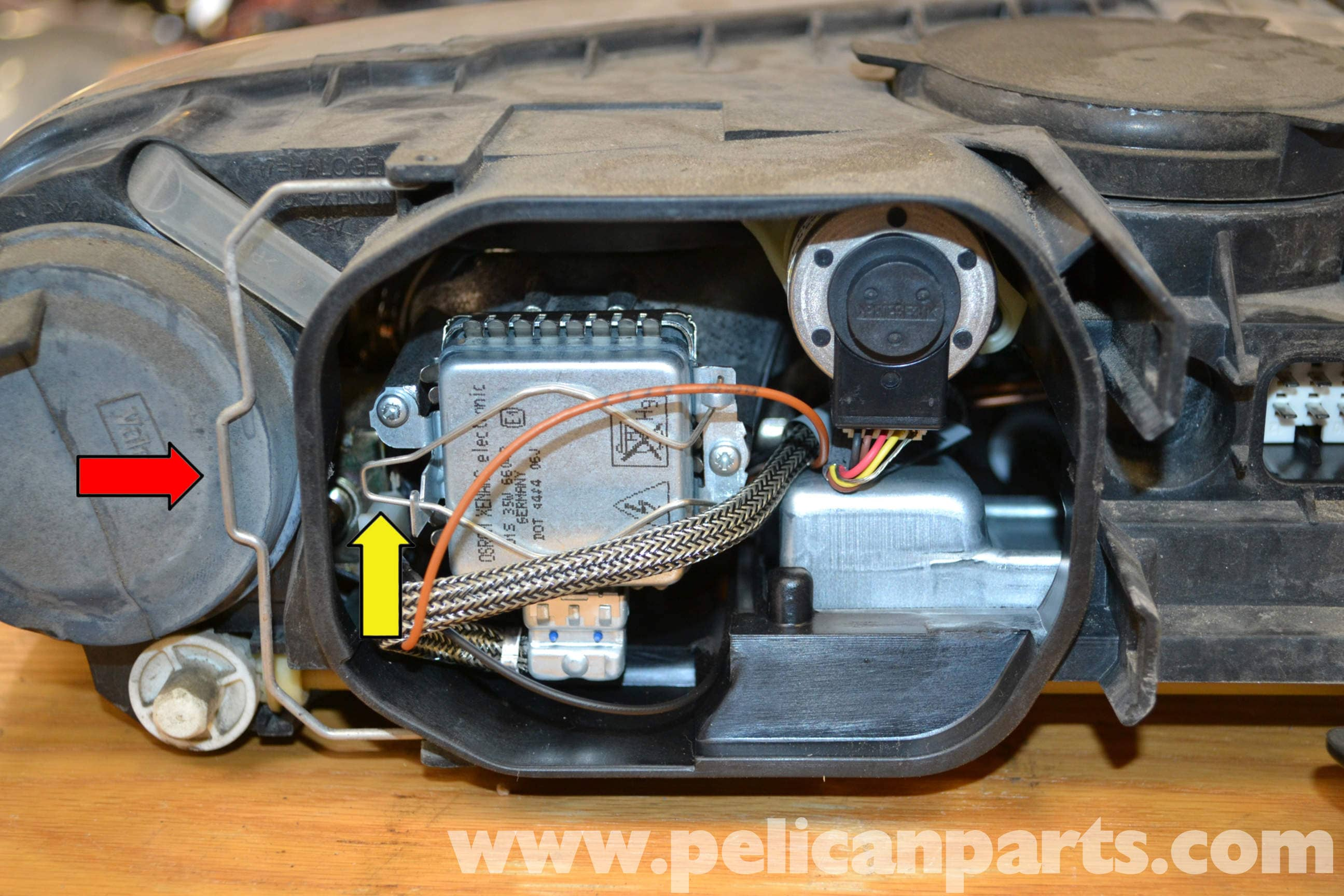 Touareg Headlight Bulb Diagram Great Installation Of Wiring H4 Led Pelican Technical Article Volkswagen And Rh Pelicanparts Com