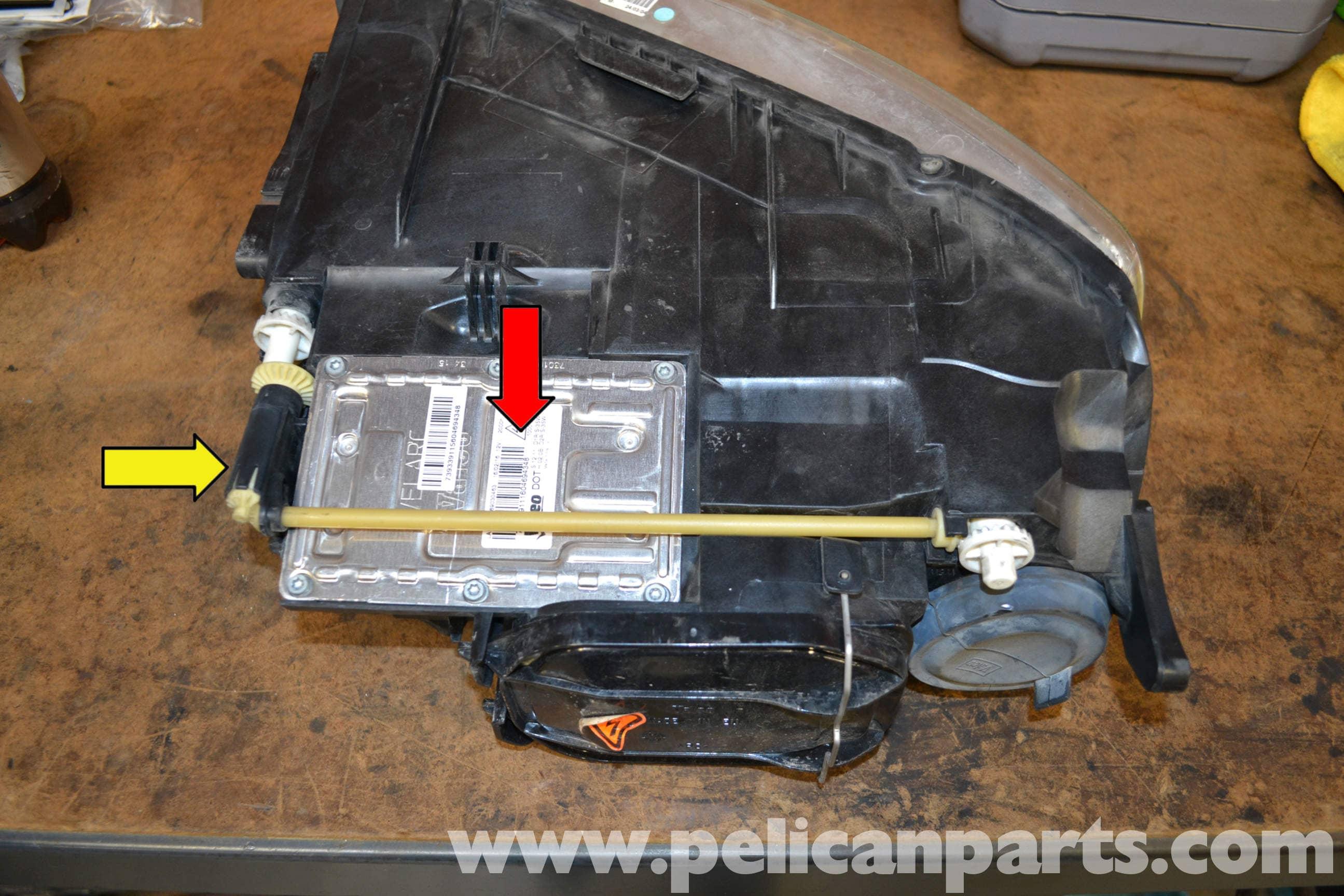 Pelican Technical Article - Volkswagen Touareg